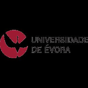 Logo Universidad de Évora.