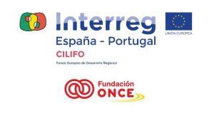Logo InterReg y Fundación ONCE